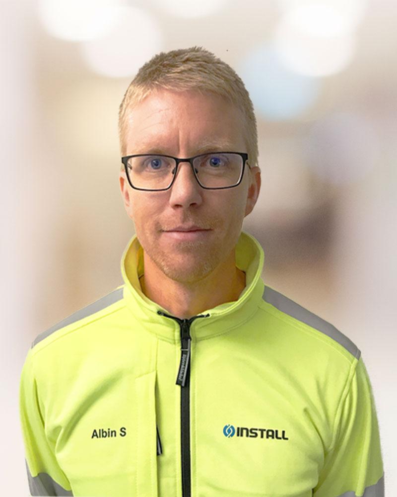 Albin Sjöström